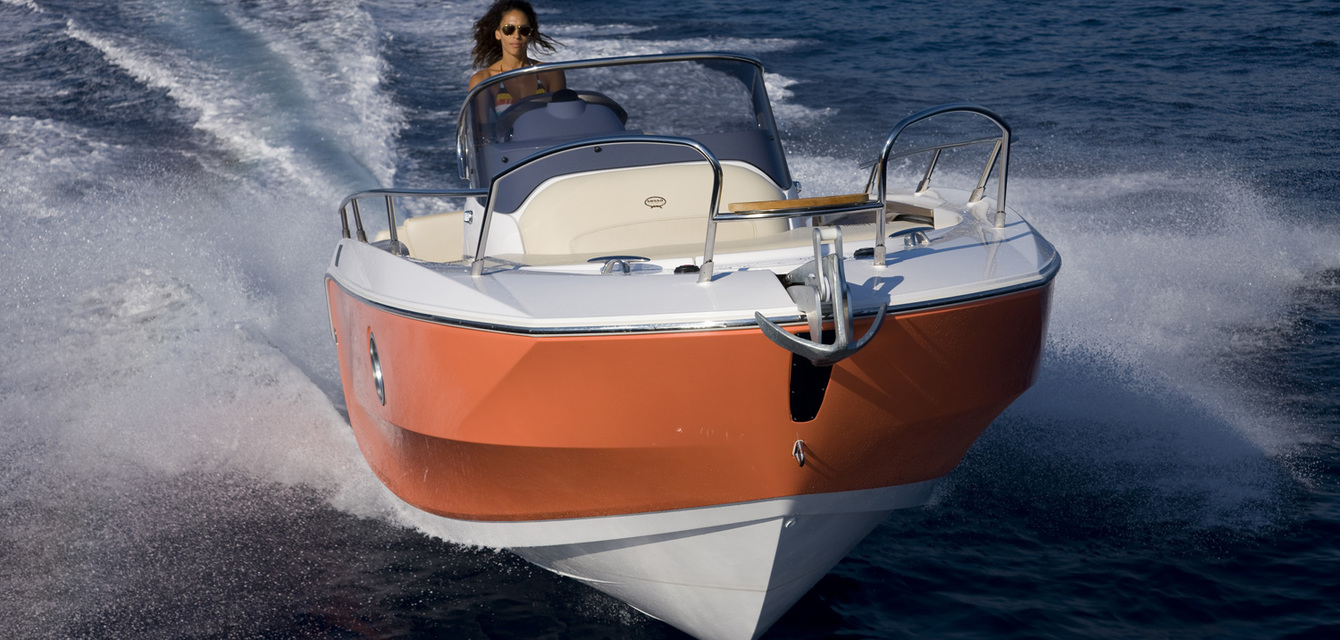 Экстерьер Sessa Marine Key Largo 24